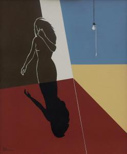canvas 50x60cm-acryl