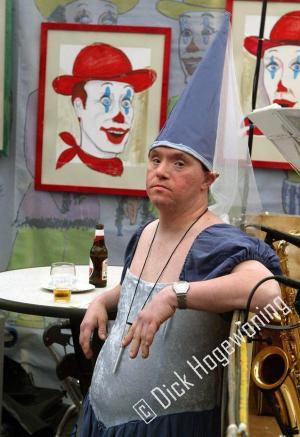 Carnaval voor verstandelijk gehandicapten