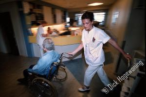 Hoge werkdruk in ziekenhuizen, 2e prijs Zilveren Camera