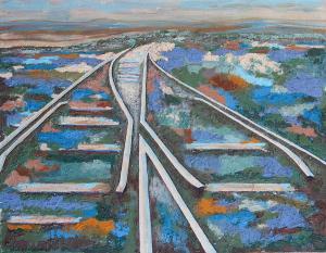 Smalspoor-Acryl-canvas-70x90cm