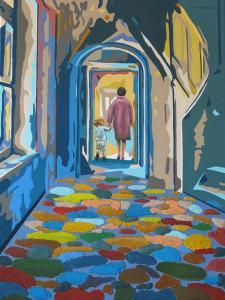 Zonder titel-Acryl/olieverf-canvas-60x80cm